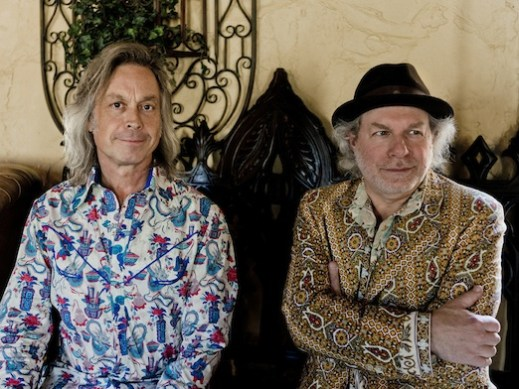 Buddy Miller and Jim Lauderdale